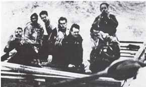 Survivors of torpedoed SS Muskogee