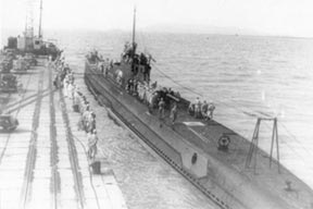 Japanese submarine I-10