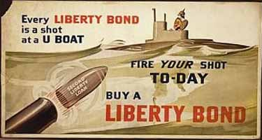 Poster for Second Liberty Loan