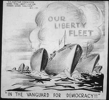 Our Liberty Fleet poster