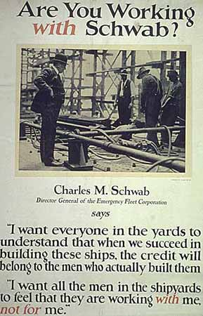 Are You Working With Schwab? poster