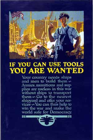 If you can use tools poster