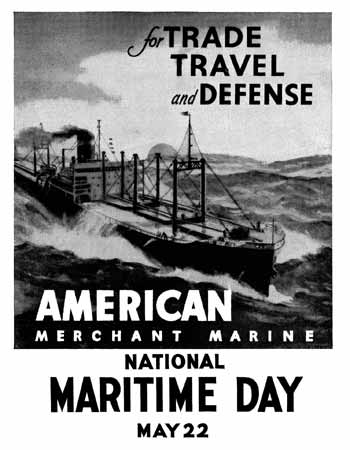 Poster Maritime Day