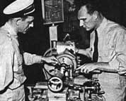 Lathe instruction for engine cadet